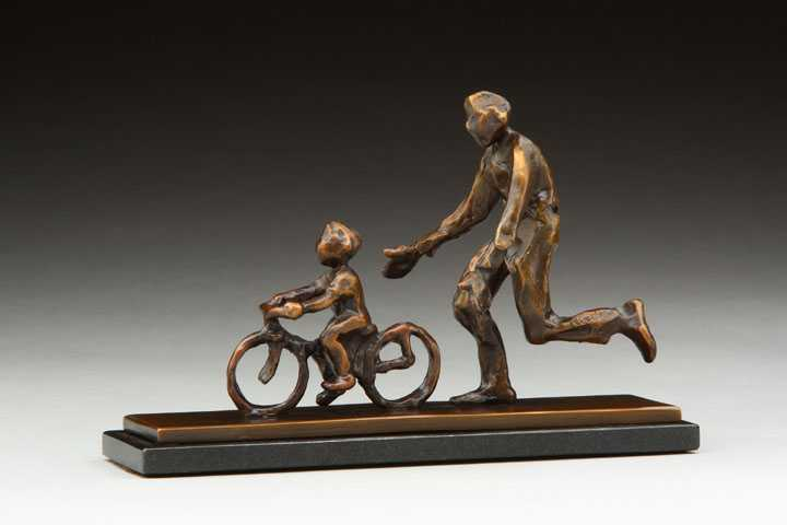 Like Riding A Bike 13... by Ms. Jane DeDecker - Masterpiece Online