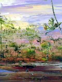 Mangrove Barbados  Gr... by Ms. Jean Blades - Masterpiece Online