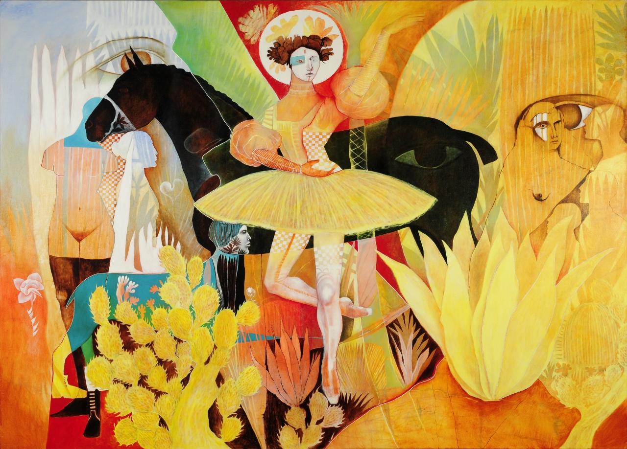 LAS TRES LICHAS by Mr. RENE ALVARADO - Masterpiece Online