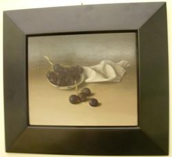 Still Life of Grapes by  Hendrick Brandtsoen - Masterpiece Online