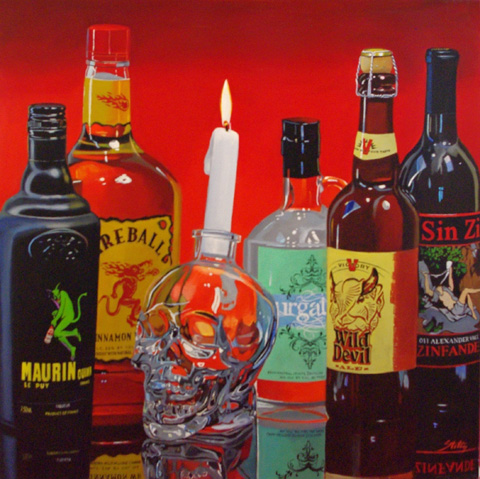 The Devil Made me do ... by  Thomas Stiltz - Masterpiece Online