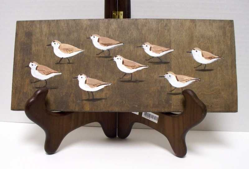 WC228 Plovers by  William Cordes - Masterpiece Online