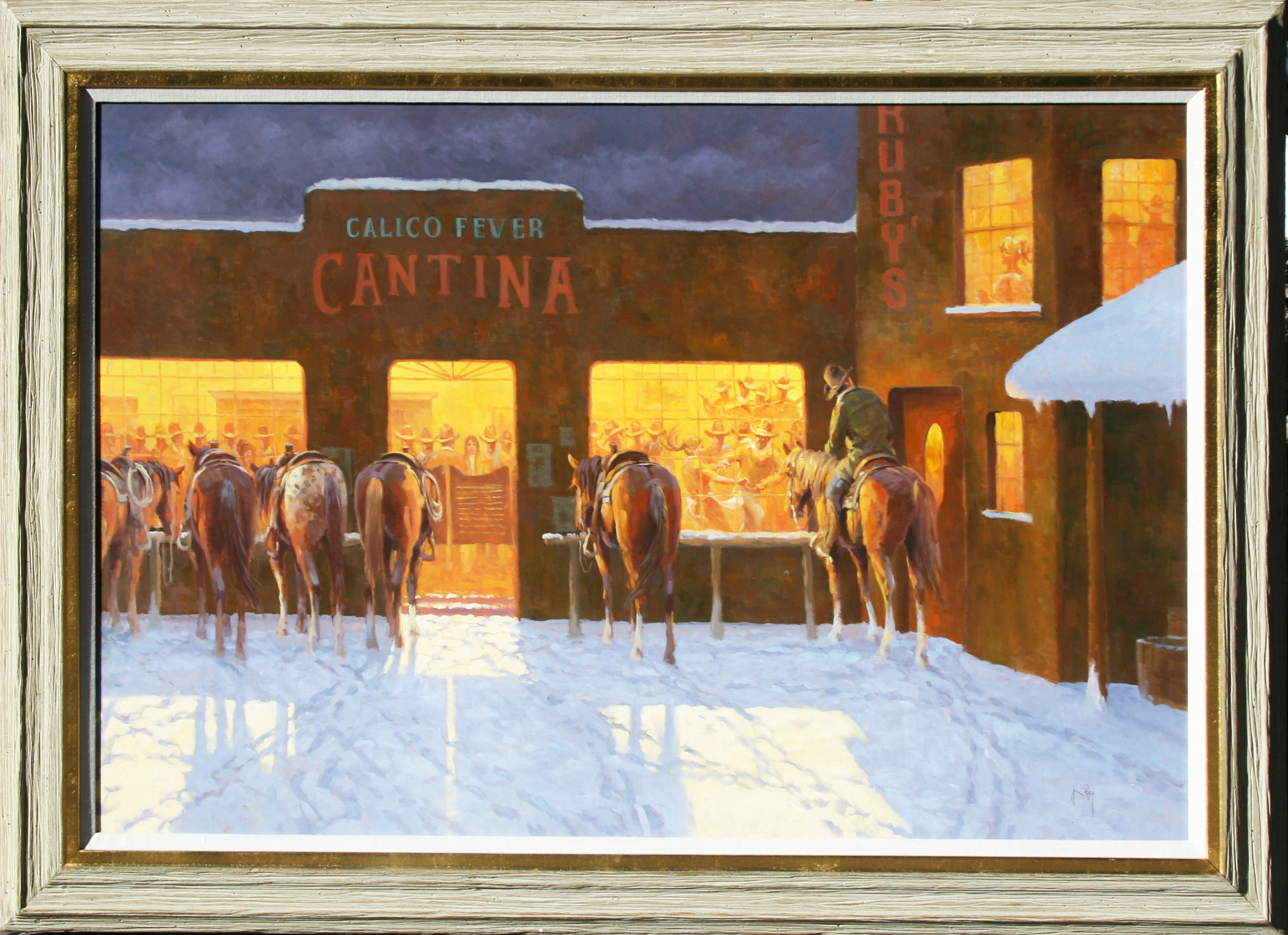 Calico Cantina by Mr. & Mrs. Jim Rey - Masterpiece Online