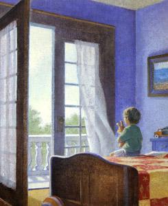 Open Window  by