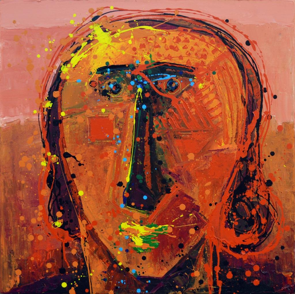 CABEZA VIII by Mr. VLADIMIR CORA - Masterpiece Online