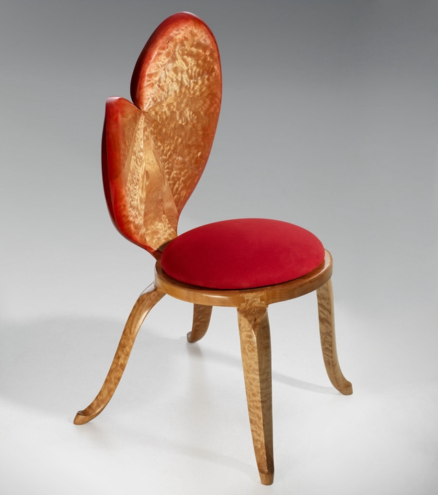 Heart Chair by  Eric Freyer - Masterpiece Online