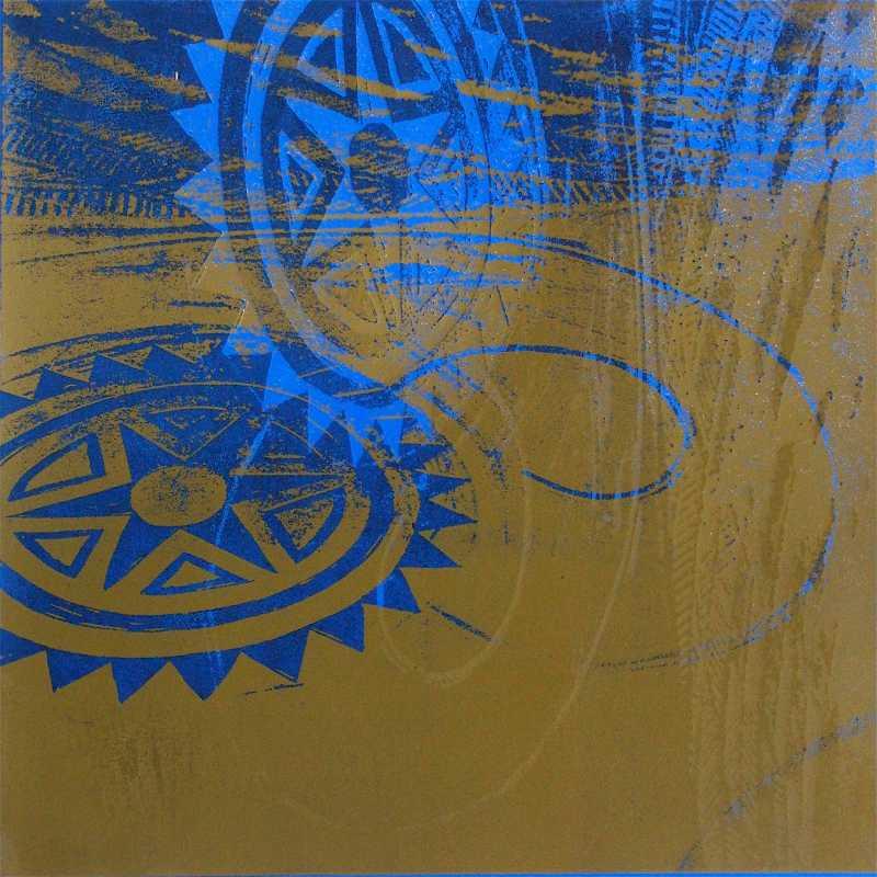 Va'a Series 1 Blue / ... by  Sue Pearson - Masterpiece Online