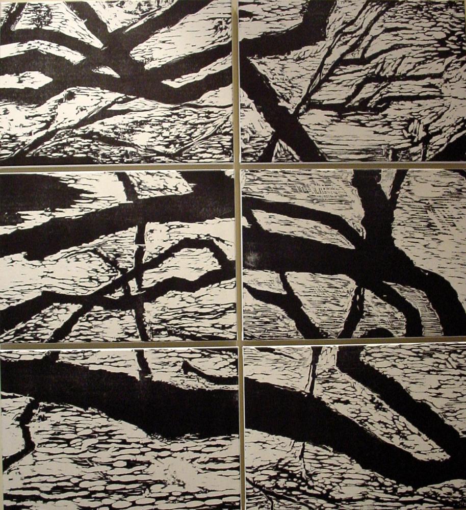 Wild Olive Fragment #4 by  Angela Hayson - Masterpiece Online