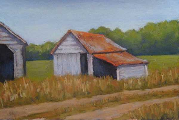 JCQ097 Country Road by  Joan Christopher-Quillen - Masterpiece Online