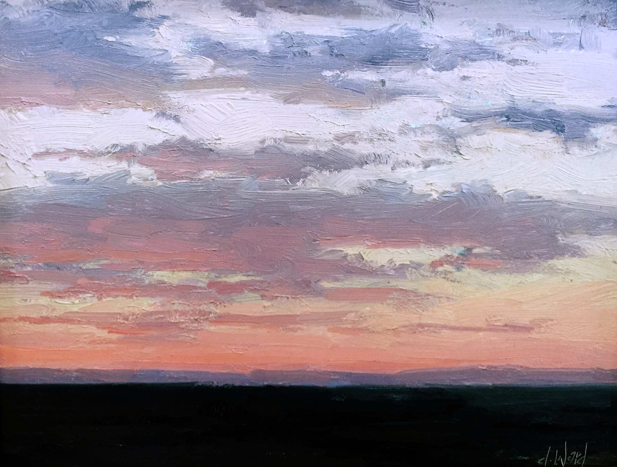 At Twilight by  Don Ward - Masterpiece Online