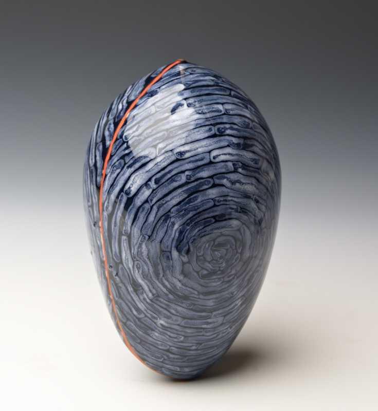 Blue Ocean Mango 2 by  David Kuraoka - Masterpiece Online