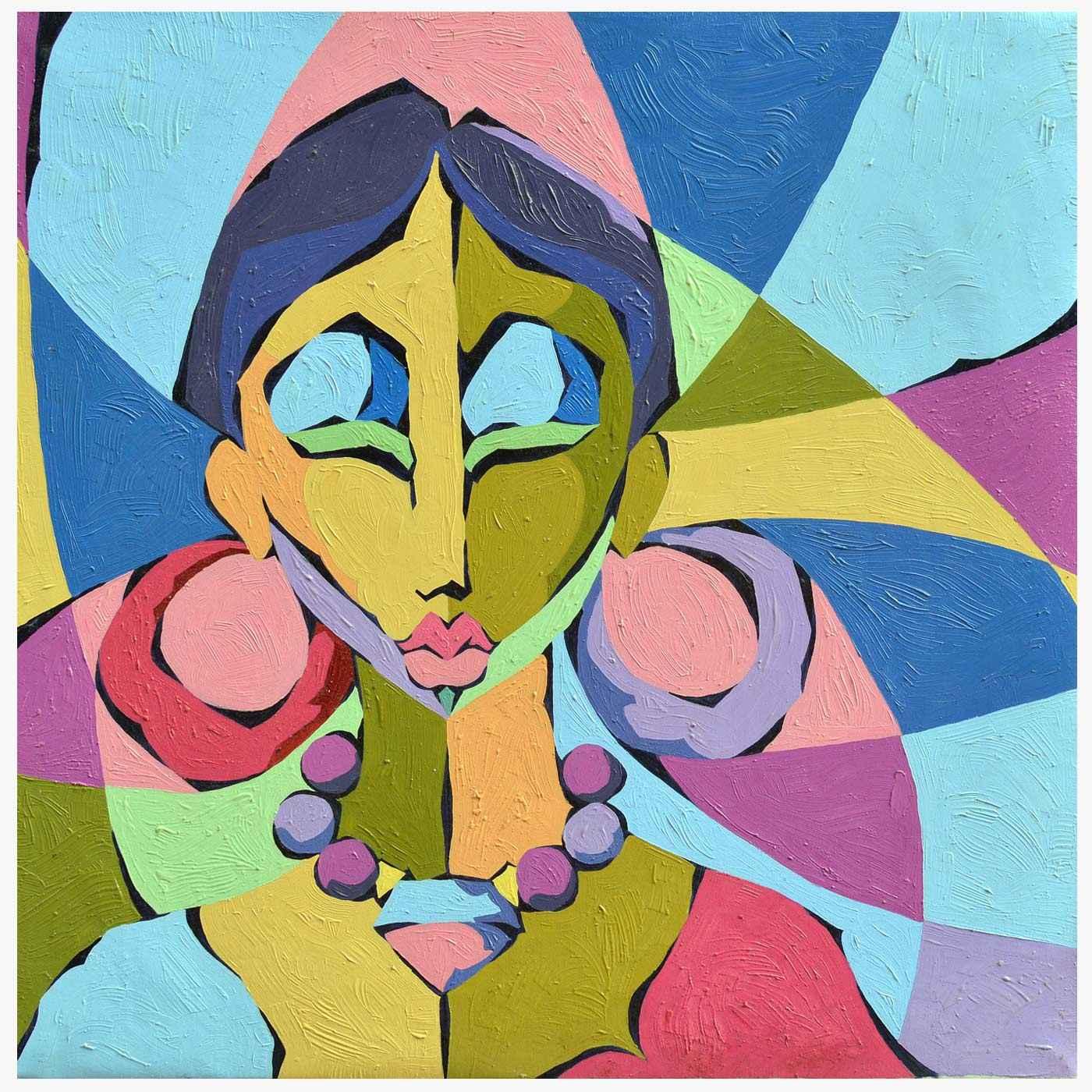 Pretty Eyes Shut by Mr Olufemi Kinrin - Masterpiece Online
