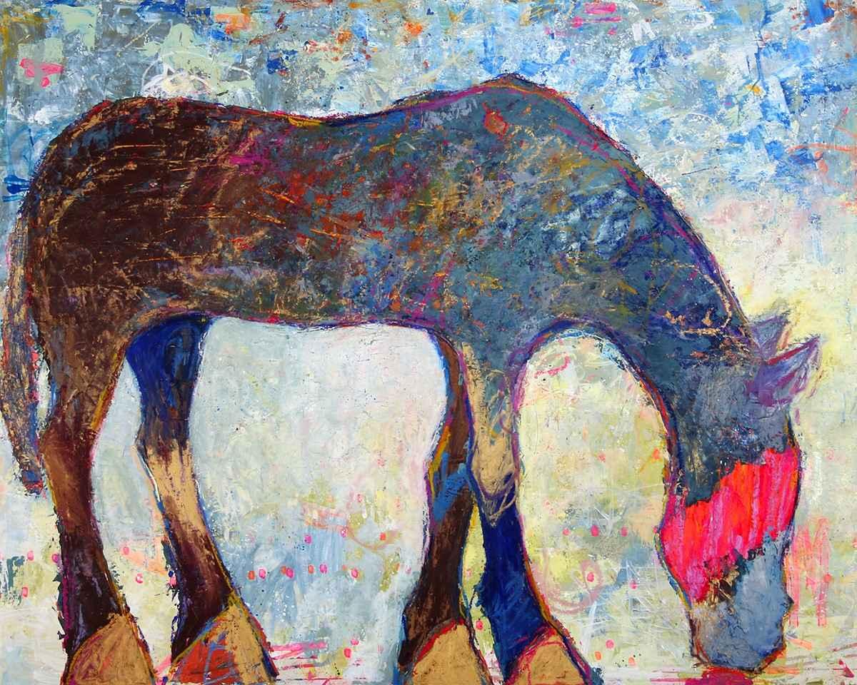 EQUUS 29 by MRS. JYLIAN GUSTLIN - Masterpiece Online