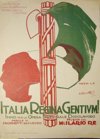 Italia regina gentium... by    - Masterpiece Online