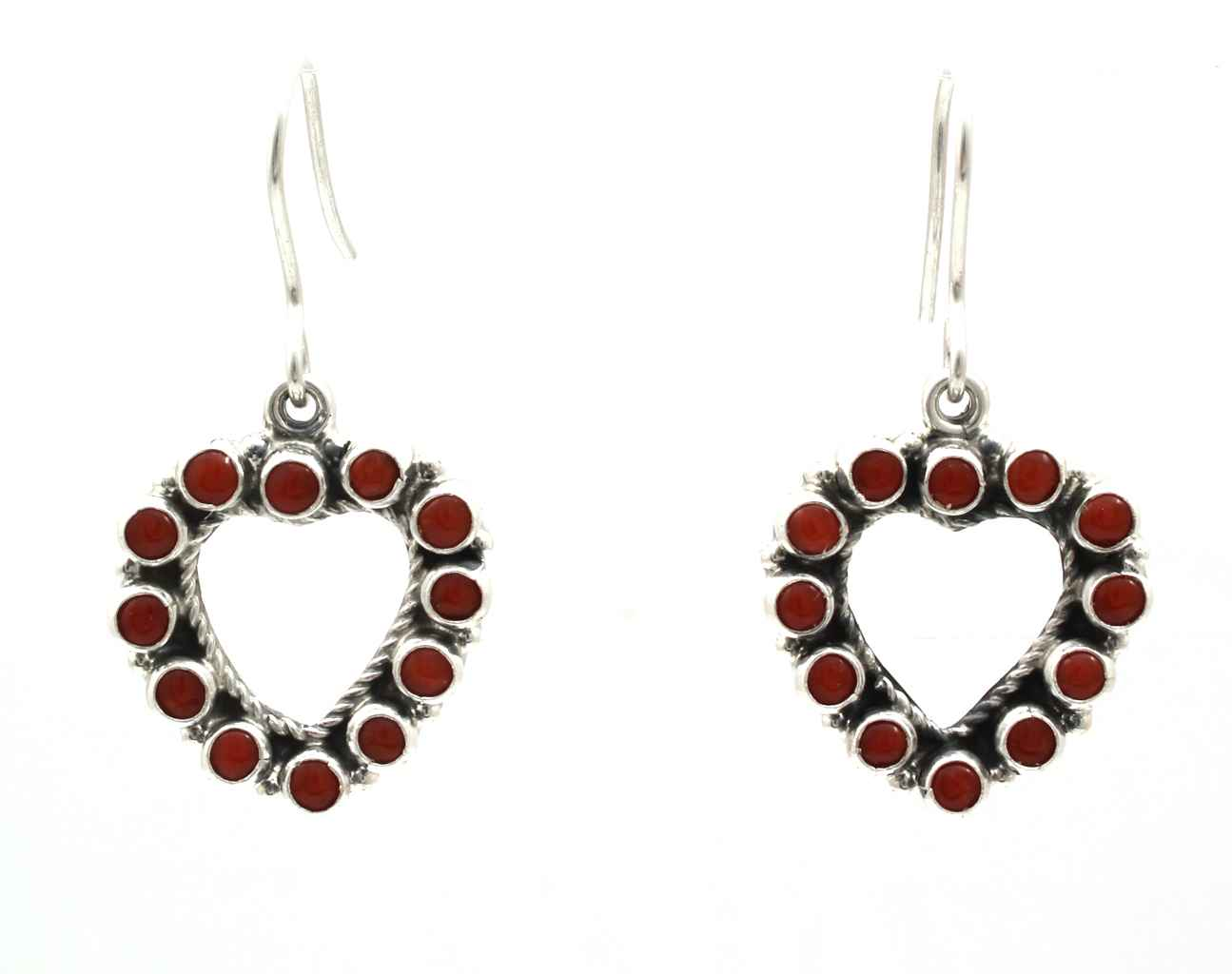 Small Red Coral Heart... by  Don Lucas - Masterpiece Online