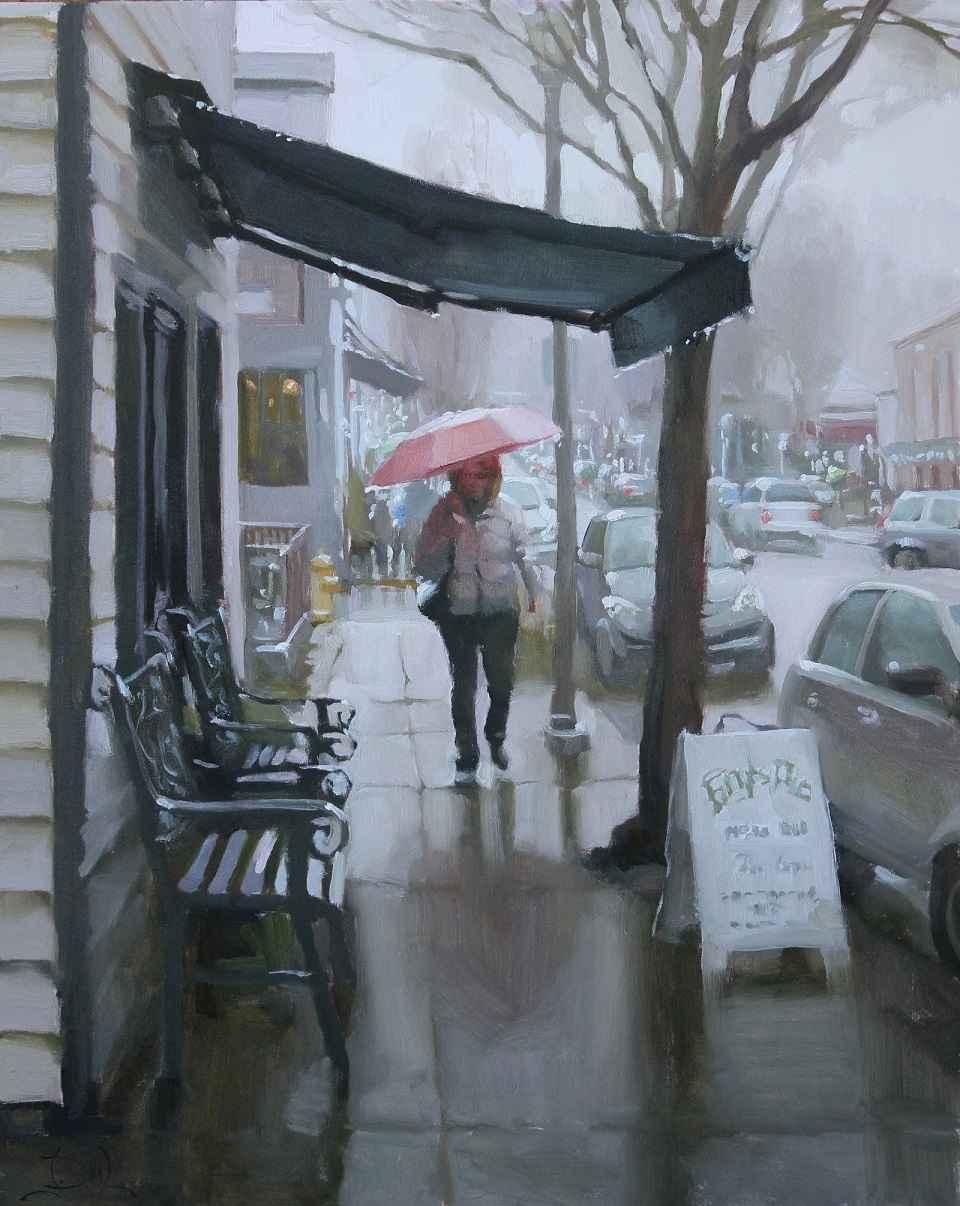 Purple Rain by  Jennifer Diehl - Masterpiece Online
