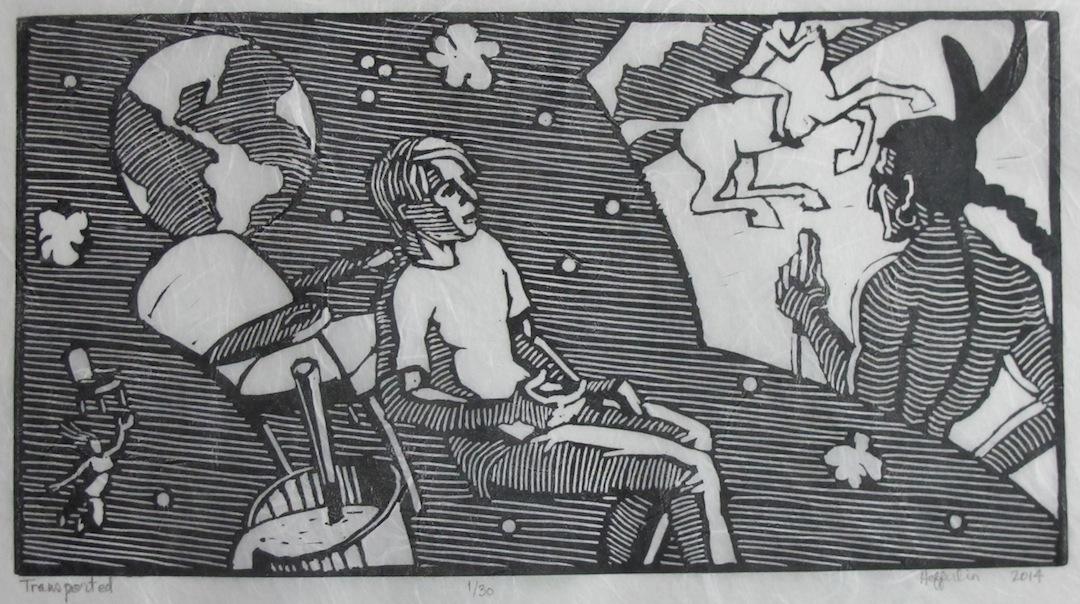 Transported, Version 1 by  Melissa Hefferlin - Masterpiece Online
