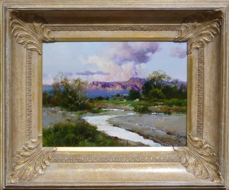 Superstition Mountain by Mr. Cyrus Afsary - Masterpiece Online