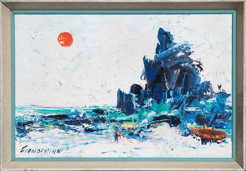 Lida Giambastiani - O...  by  Resale Gallery
