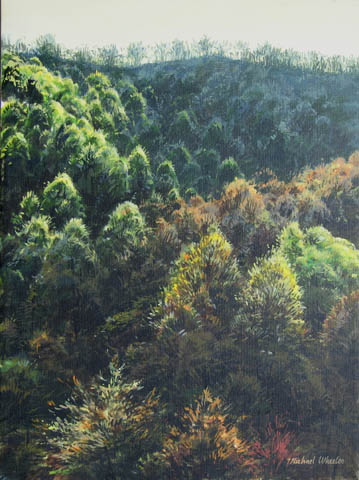 Late Spring Mountain by  Michael Wheeler - Masterpiece Online