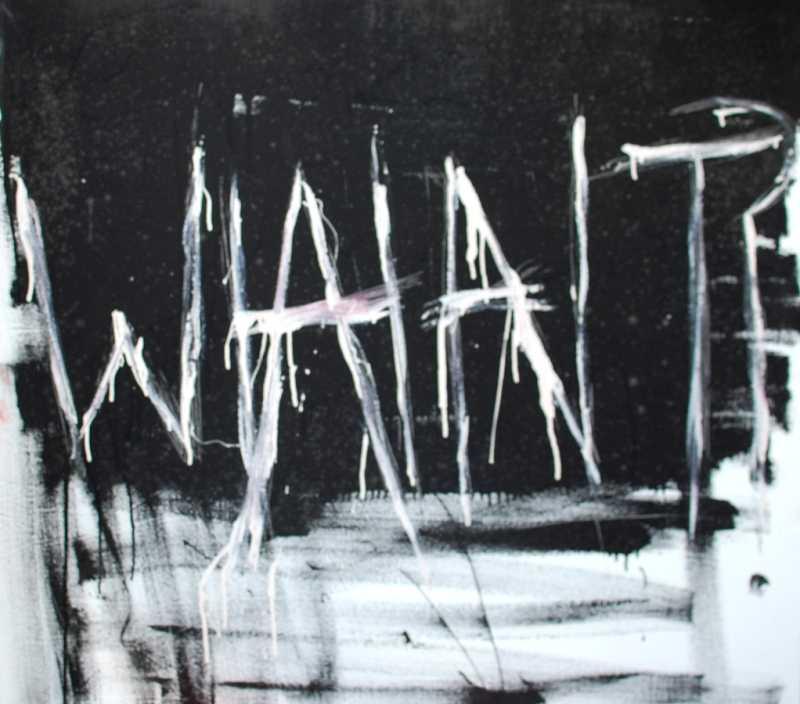Black & White by  Sally LEONARD - Masterpiece Online