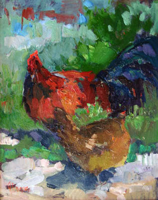 King of the Yard by  Lindy  Duncan - Masterpiece Online