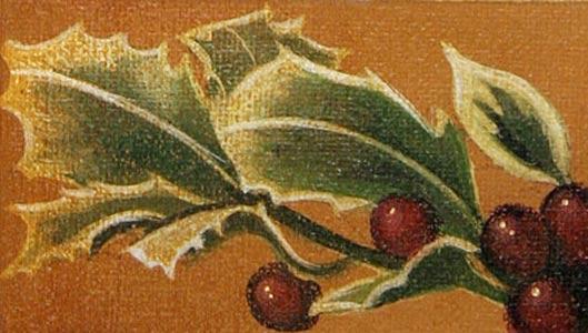 Mistletoe by  Carol Heyer - Masterpiece Online