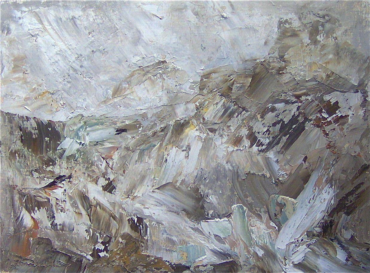 White Water by  Lynette Jennings - Masterpiece Online
