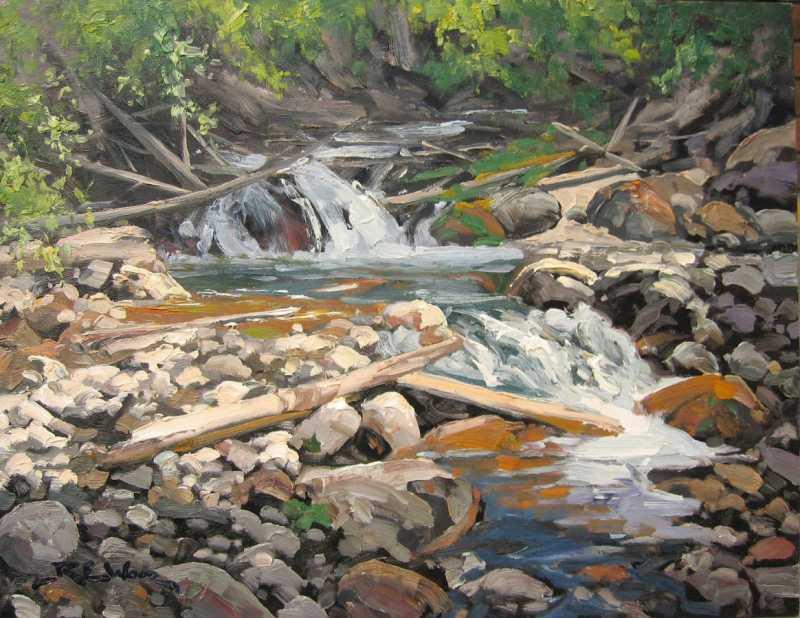 Canyon Light by  Robert E. Wood - Masterpiece Online