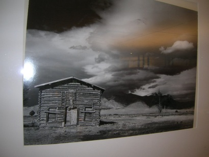 Western Shack by  Julian DeLoch - Masterpiece Online