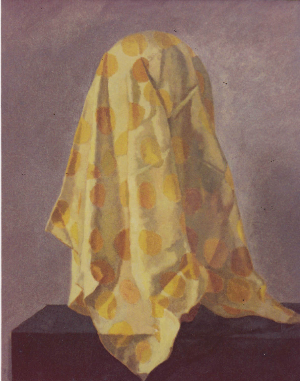 Veiled, Yellow by  Melissa Hefferlin - Masterpiece Online