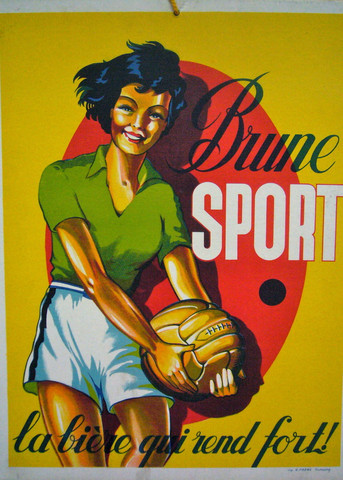 1950's carton brune s... by   Anonymous - Masterpiece Online