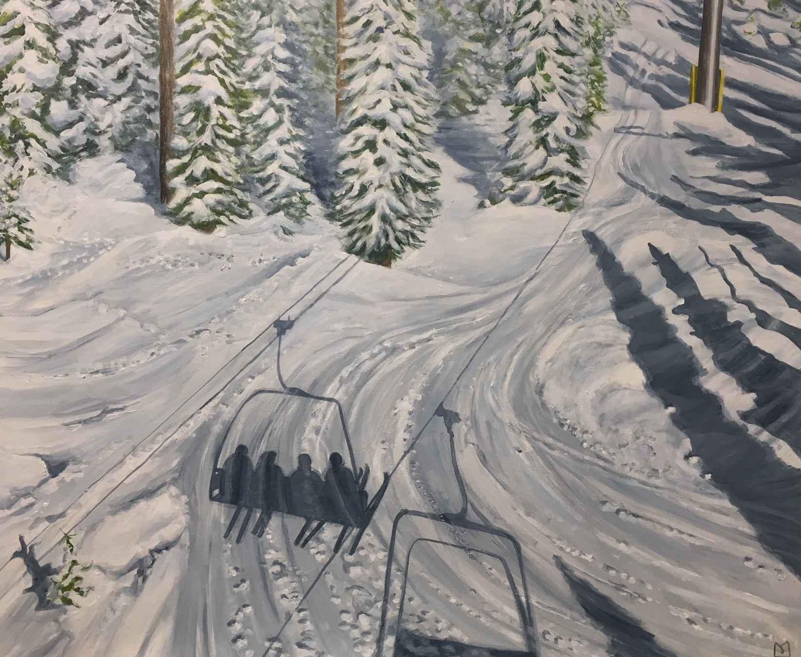 Lifted by  M.J. Jones - Masterpiece Online