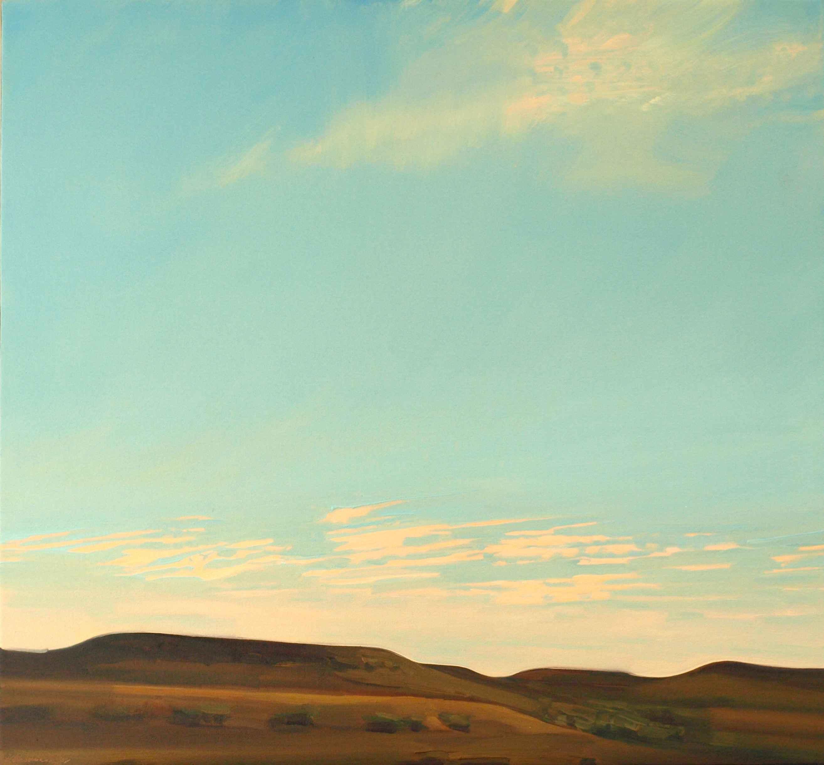 Konza - October Clouds by  Lisa Grossman - Masterpiece Online
