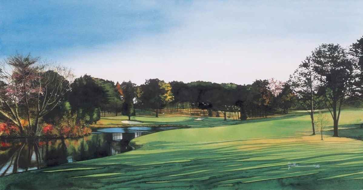 The Twelvfth by  David Wallis - Masterpiece Online