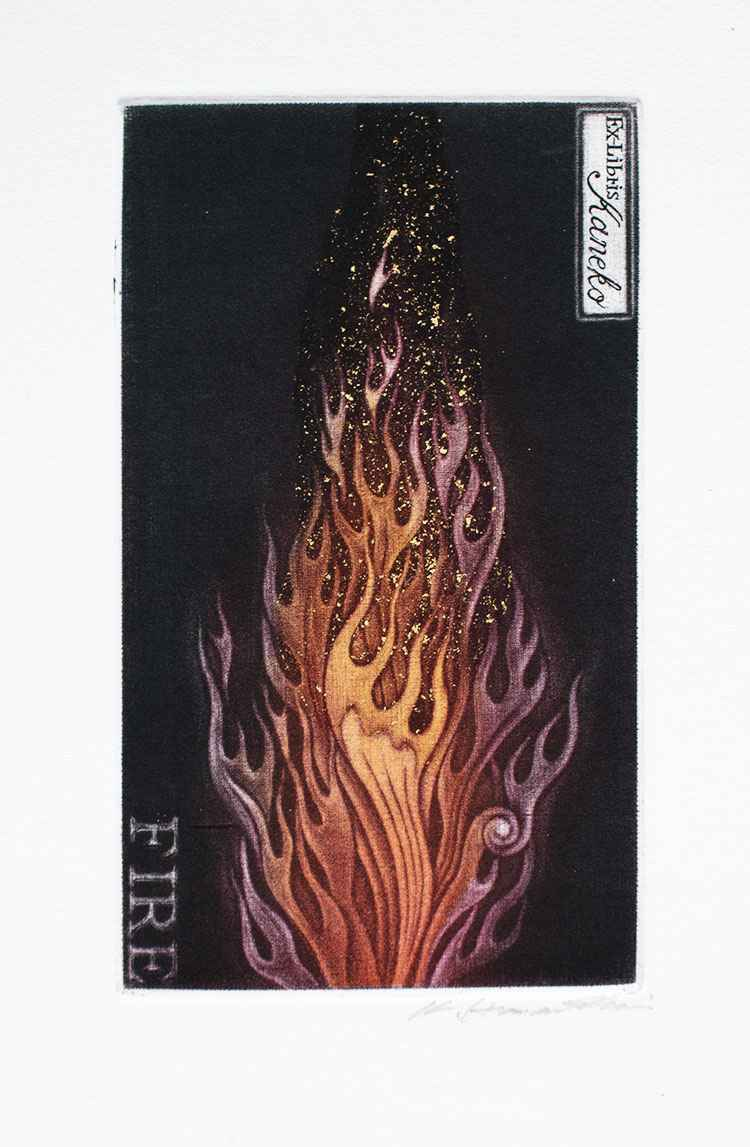 Fire by  Katsunori Hamanishi - Masterpiece Online