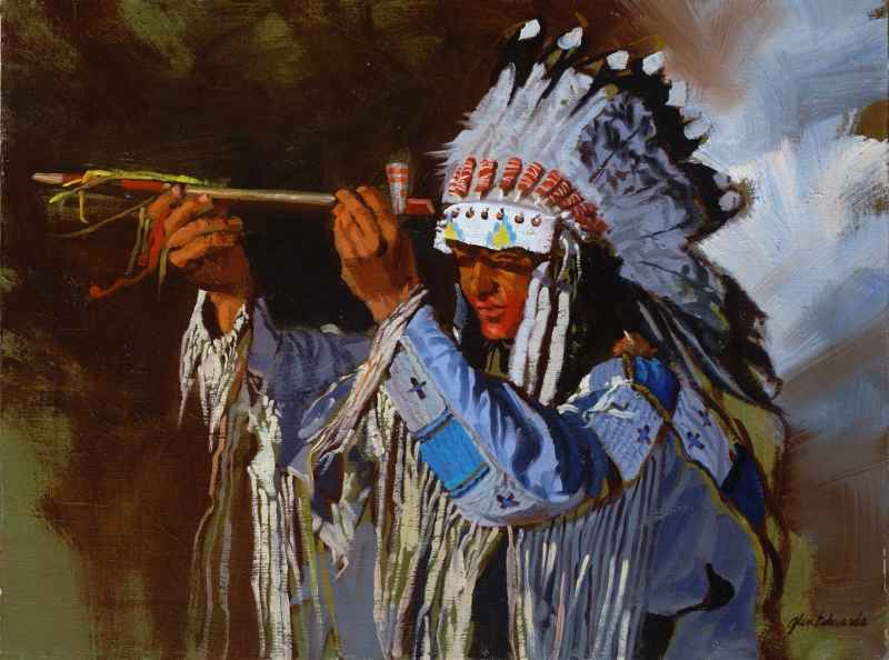 Sacred Pipe (G. Edwar...  by Mr Glen Edwards