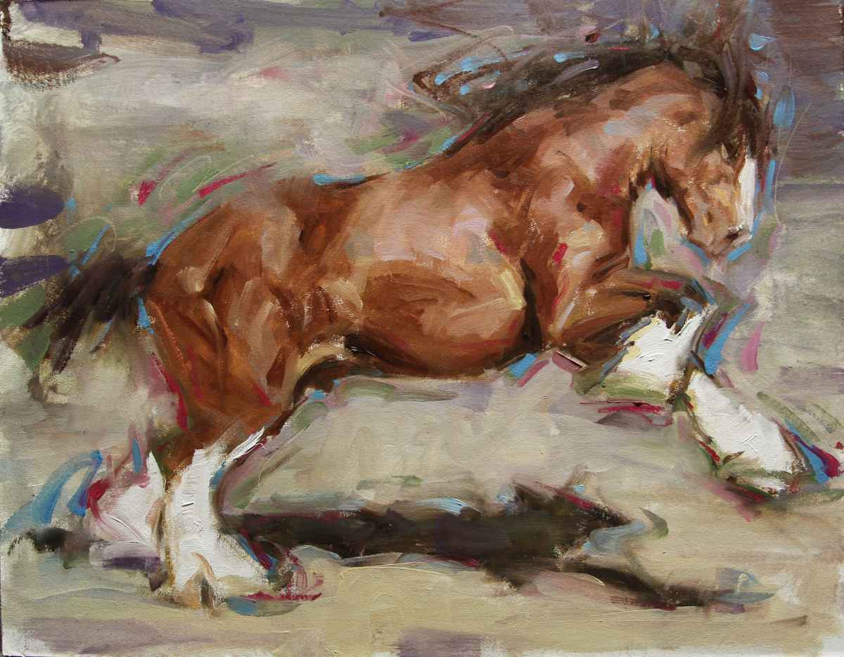 Into the Wind by Mr. Kevin Beilfuss - Masterpiece Online