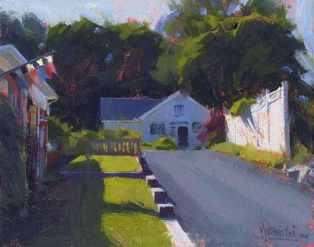 Summer's Swan Song by  Jennifer McChristian - Masterpiece Online