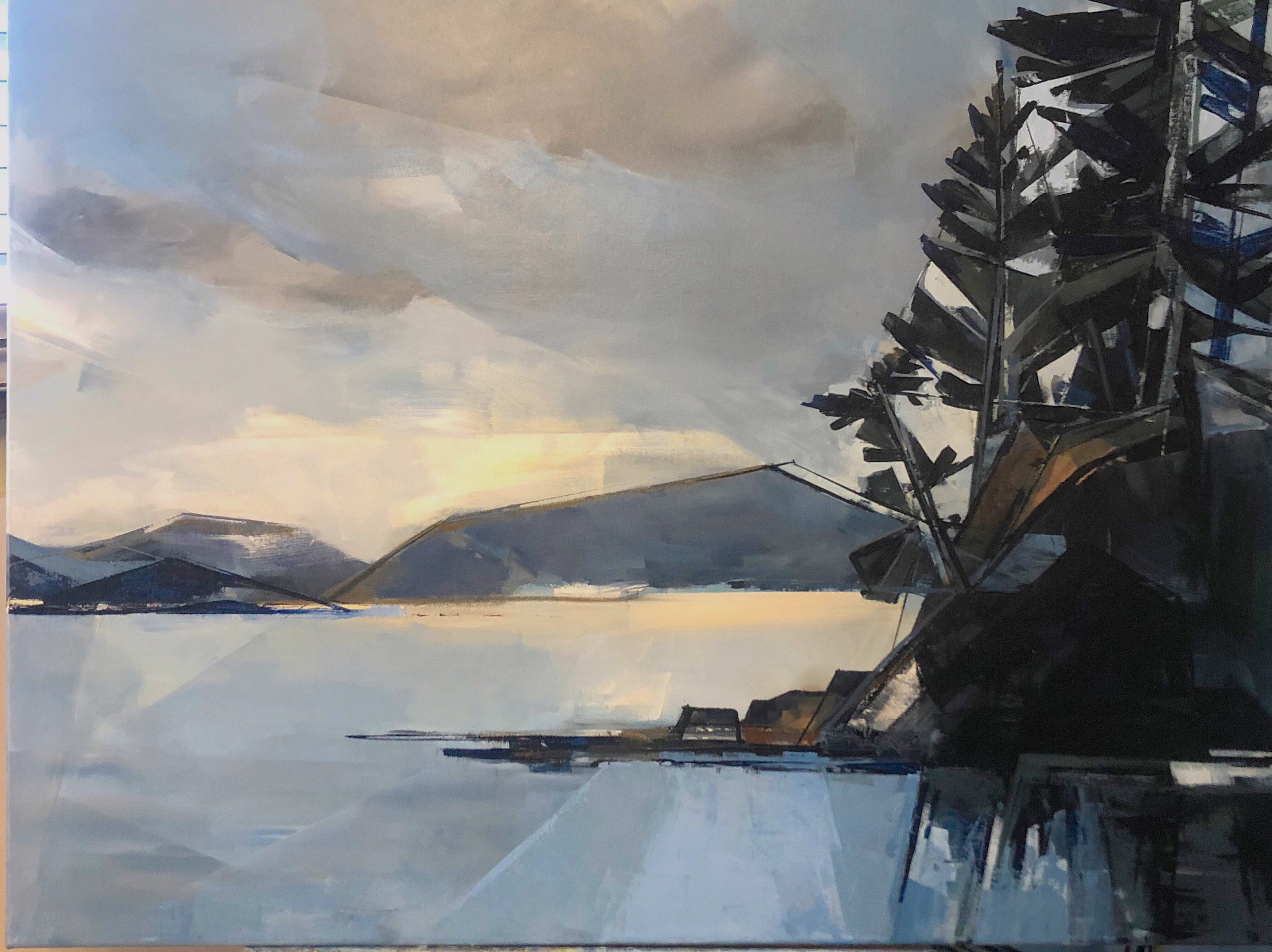 Island Mood by  Katie Leahul - Masterpiece Online