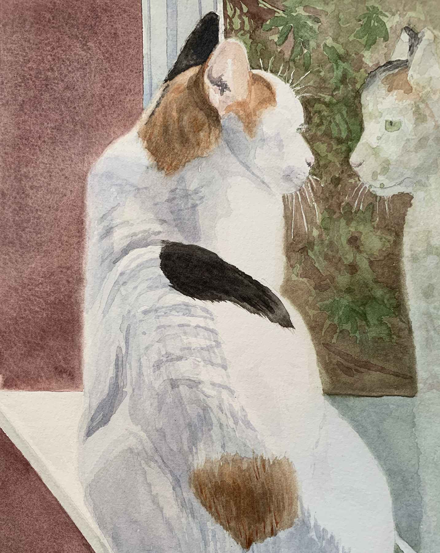 Callie Reflects by  Kay Sullivan - Masterpiece Online