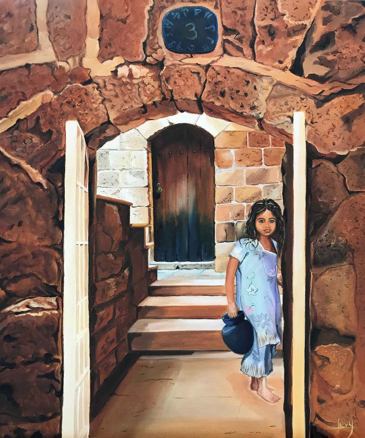 Girl in Jaffa  by  Deborah Levy