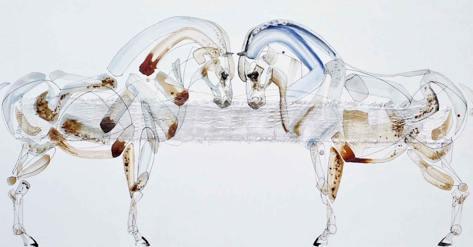 Simpatico by  Jessica Potenza - Masterpiece Online