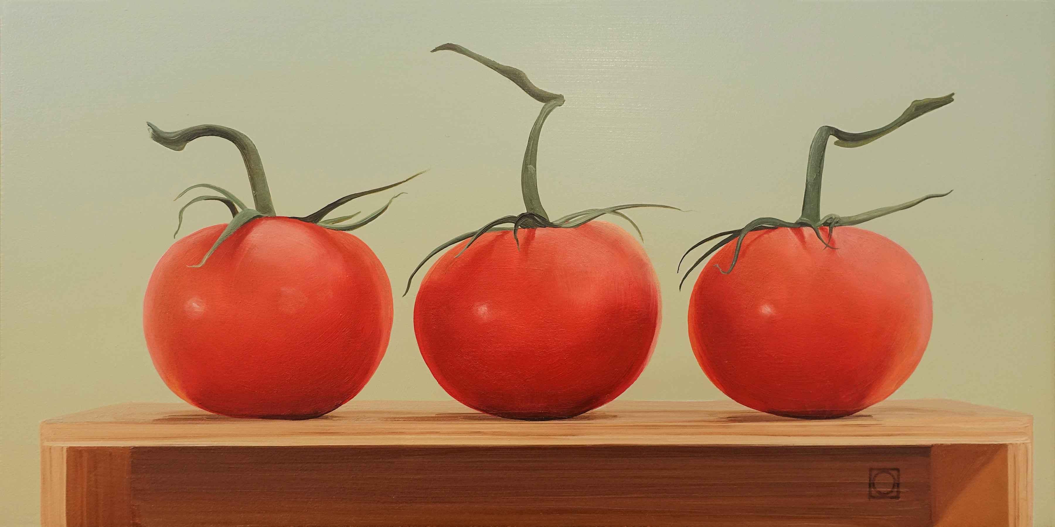 Tomato Trio by  Benjamin M Johnson - Masterpiece Online