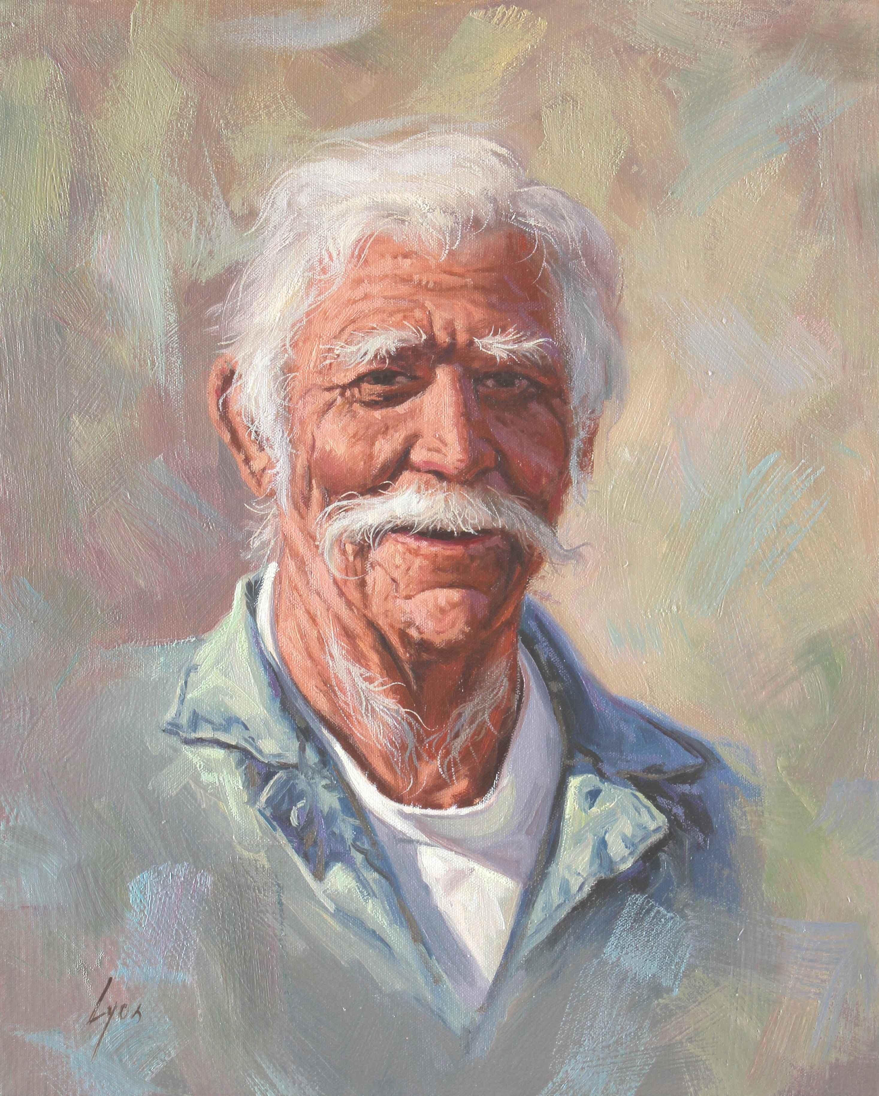 Grandpa  by  Harold Lyon