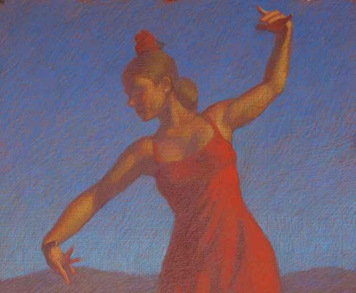 Andalusia by  Melissa Hefferlin - Masterpiece Online