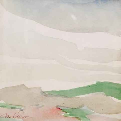 Untitled (Landscape) by  Mary Theisen - Helm - Masterpiece Online