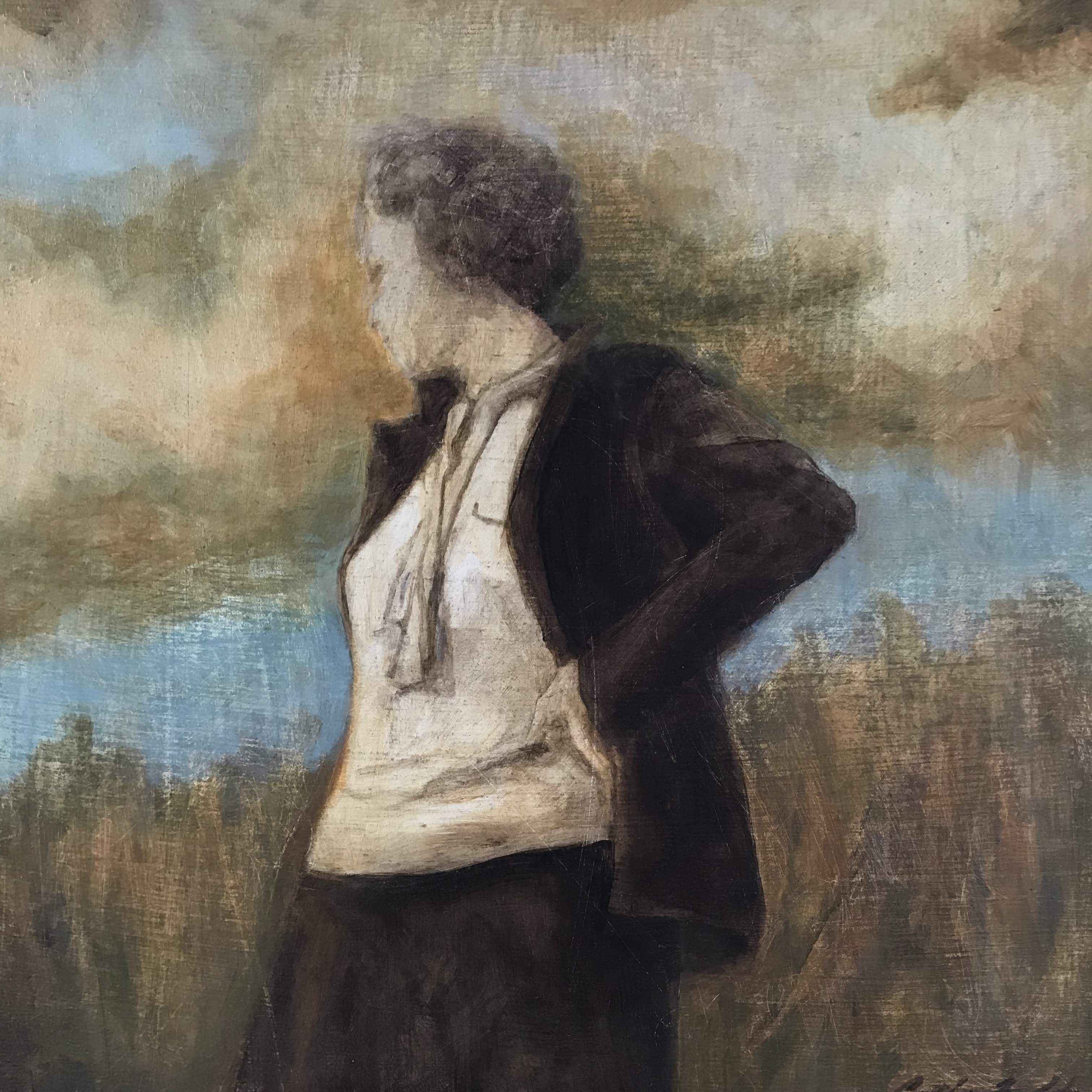 Turning to Go by  Cynthia Woehrle - Masterpiece Online