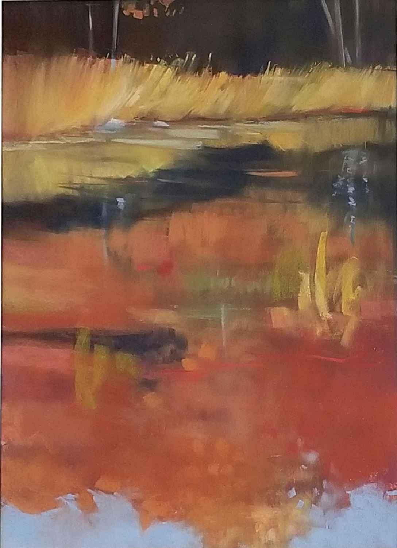 Fall Landscape II by  Carol Rowan - Masterpiece Online