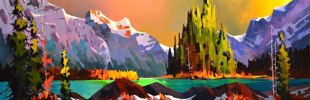 Amazing Spirit Island by  Branko Marjanovic - Masterpiece Online